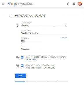 google maps moldova chisinau